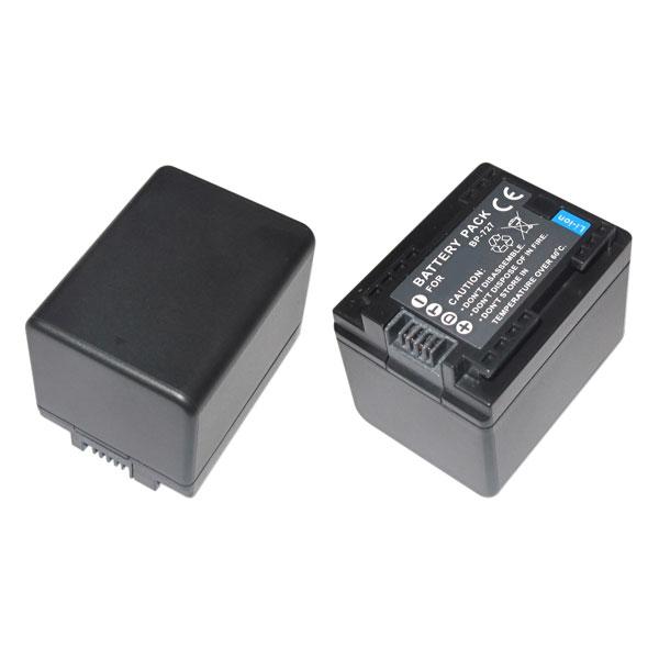 キャノン BP-727互換バッテリー Canon iVIS HF R52/iVIS HF M52/iVIS HF M51/iVIS HF R42/iVIS HF R32/iVIS HF R31